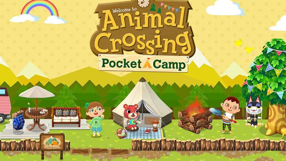 Animal Crossing: Pocket Camp splash screen