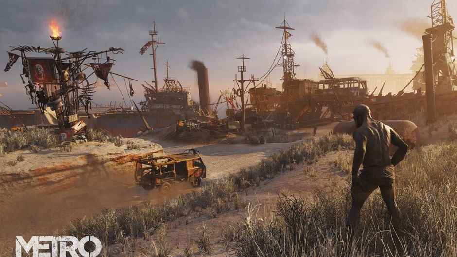picture showing wasteland