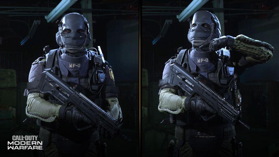 Call of Duty: Modern Warfare - Nikto
