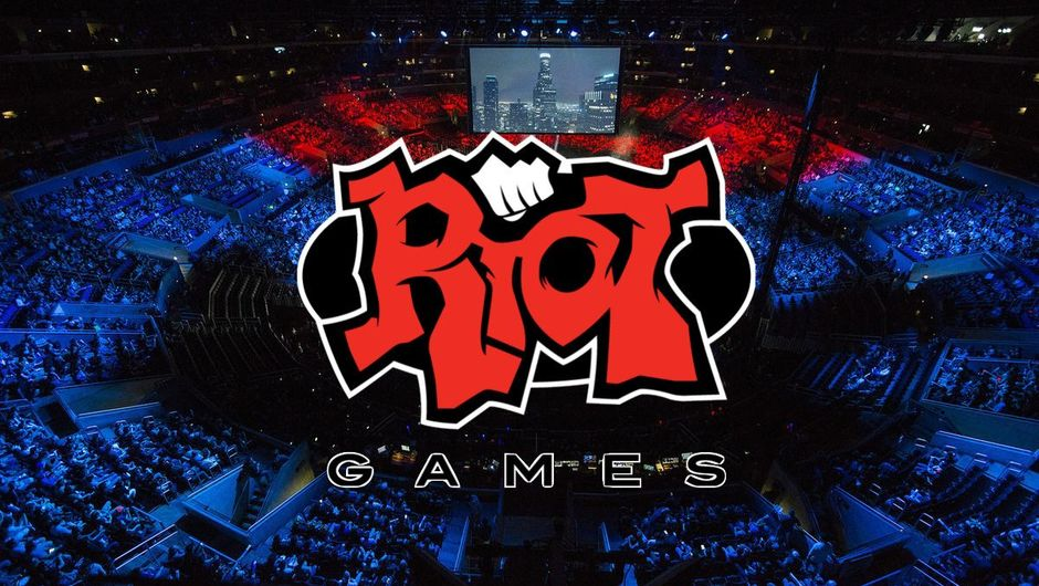 Promotional image for Riot Games featuring the filled venue for 2018 World Championship