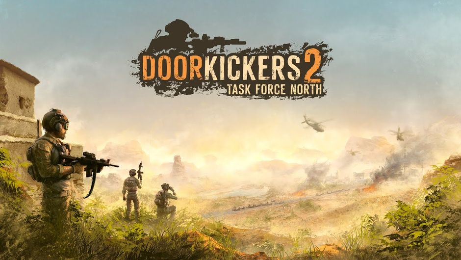 Door Kickers 2: Task Force North promo image