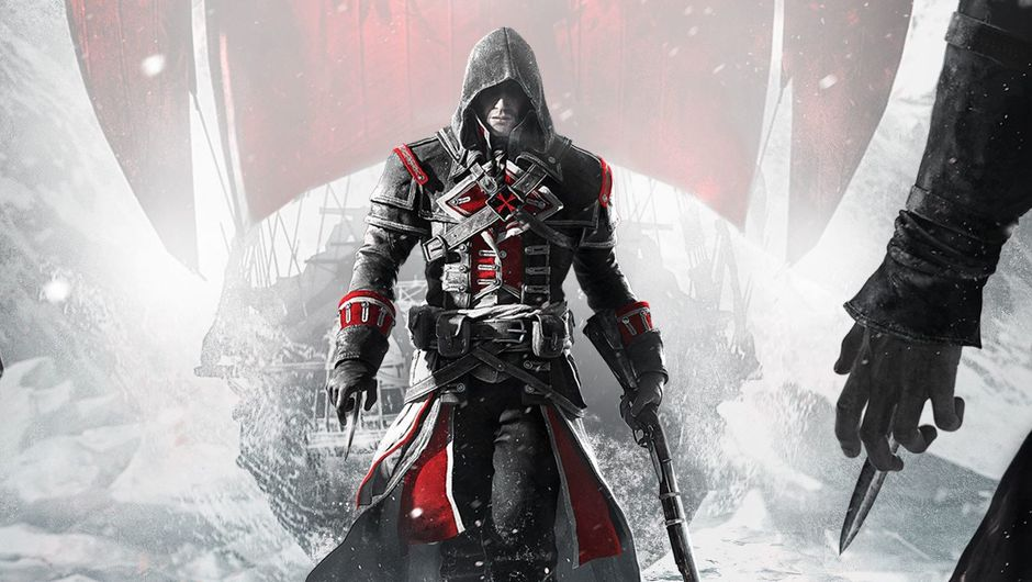 Picture of Shay Cormack from Assassin's Creed Rogue
