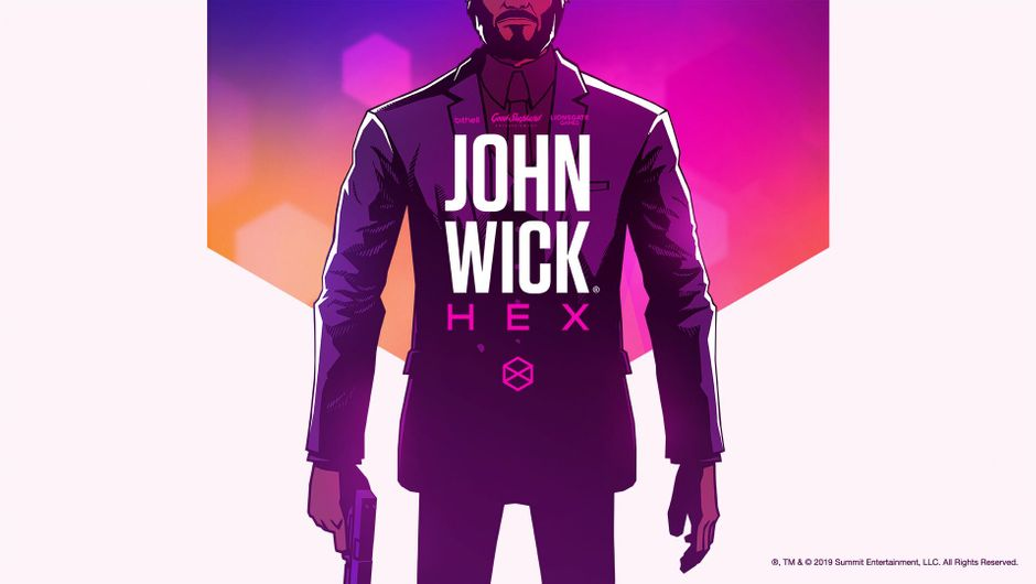 John Wick Hex key art