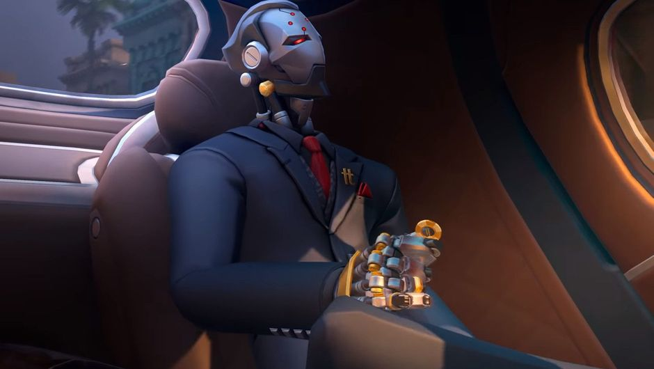 Picture of Maximilien from Overwatch