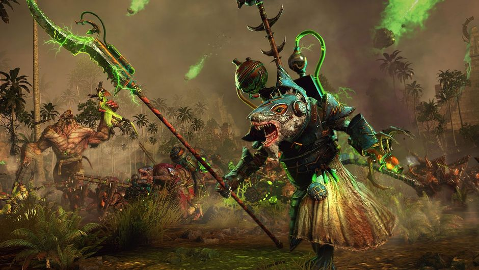 picture showing a creature from warhammer 2