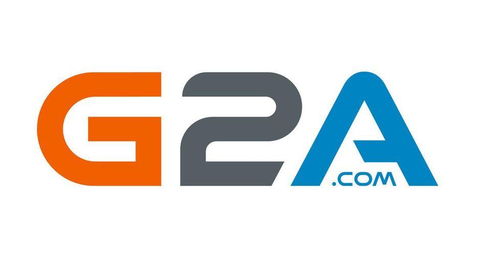 artwork showing G2A logo