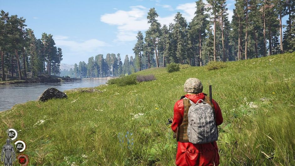 SCUM guide - crafting, metabolism, loot