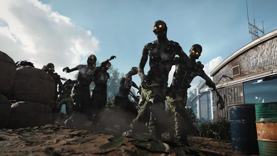 Call Of Duty Black Ops Cold War S New Onslaught Zombies Mode Will Be Ps Exclusive