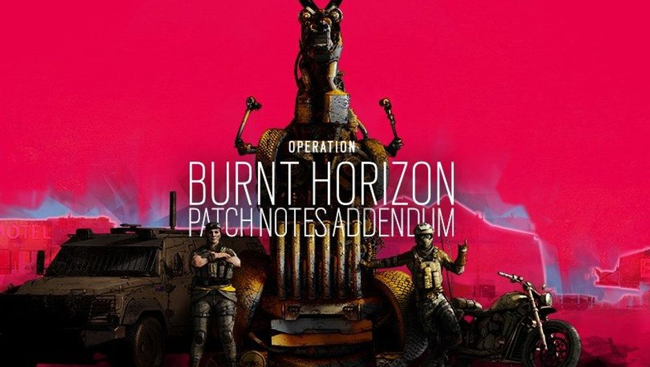 Picture of Mozzie and Gridlock on an Operation Burnt Horizon poster