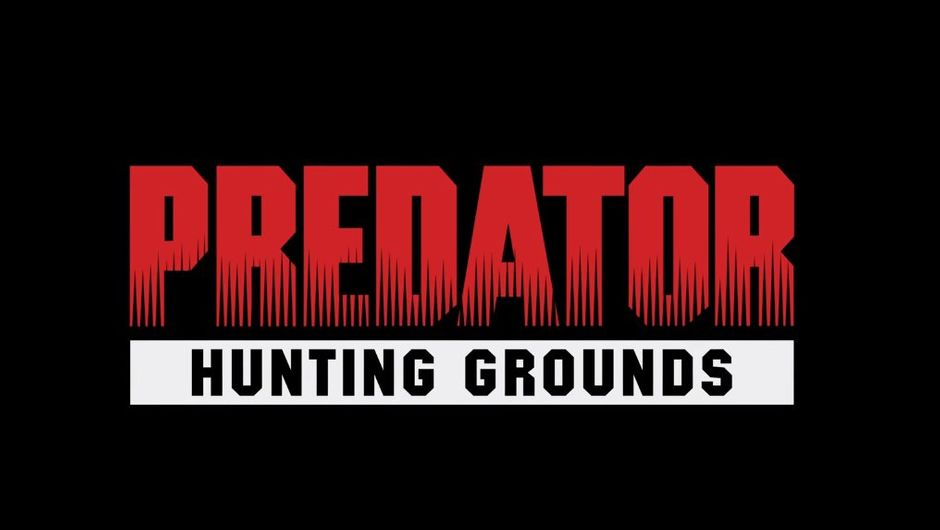 artwork showing predator hunting grounds logo