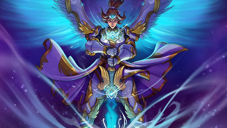 Hi-Rez Studios' latest skin for Paladins champion Furia