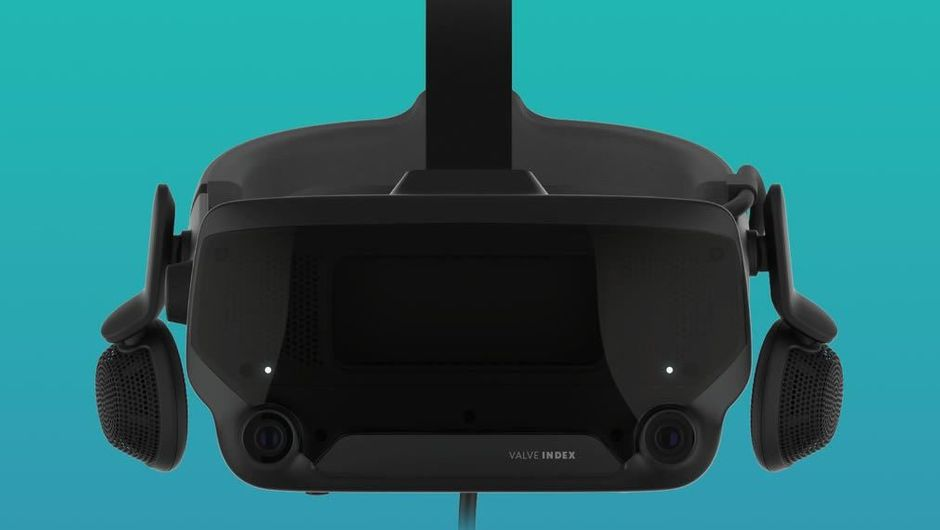 Valve's VR headset Index