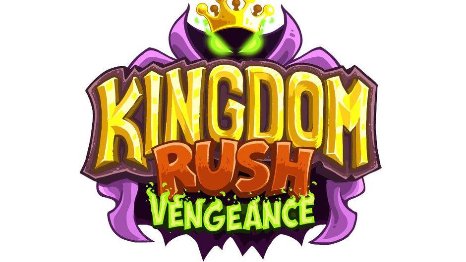 Logo for Kingdom Rush Vengeance by Ironhide Game Studio
