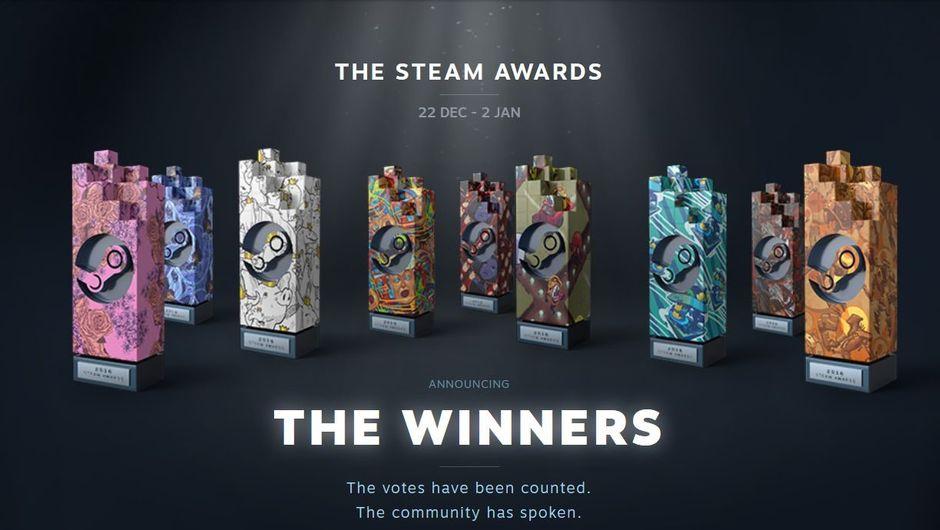Steam Awards 2016 banner