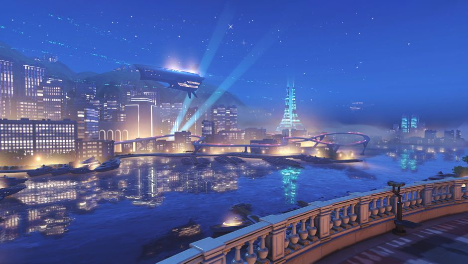 Overwatch 2's depiction of Monte Carlo