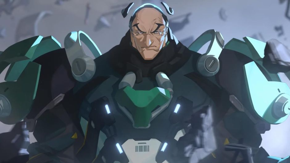 Overwatch's Hero 31, a.k.a. Sigma