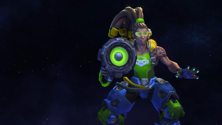 Picture of Lucio in Heroes of the Storm
