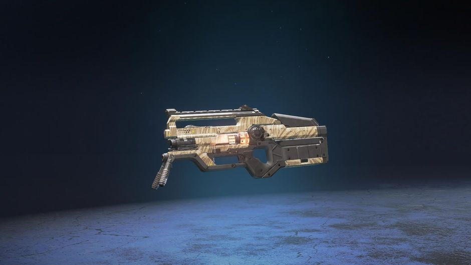 Skin for upcoming Apex Legends weapon L-Star