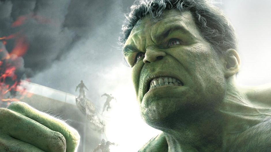 The Hulk, Marvel's character