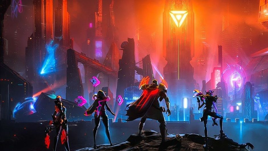 Picture of Project Pyke, Irelia, Jinx and Akali