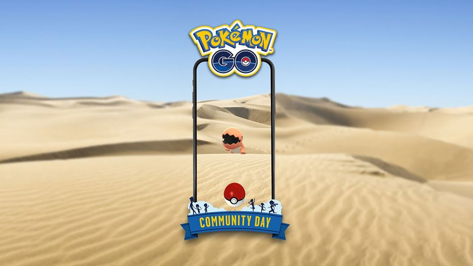 Pokemon Go - Trapinch
