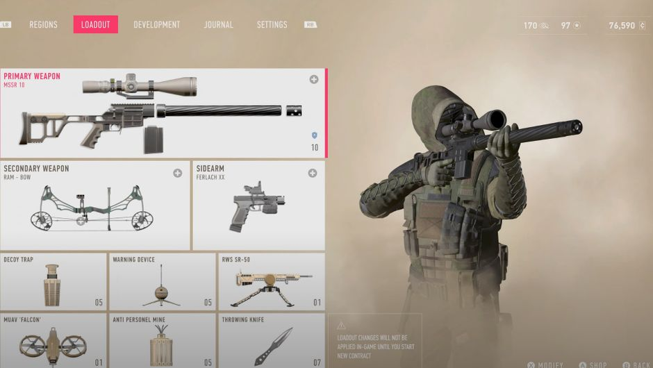 Sniper Ghost Warrior Contracts 2 gameplay reveals weapon customisation and  more