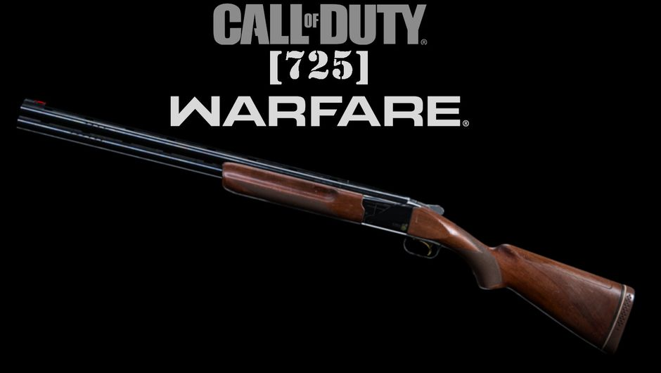 Call of Duty: Modern Warfare - 725 shotgun