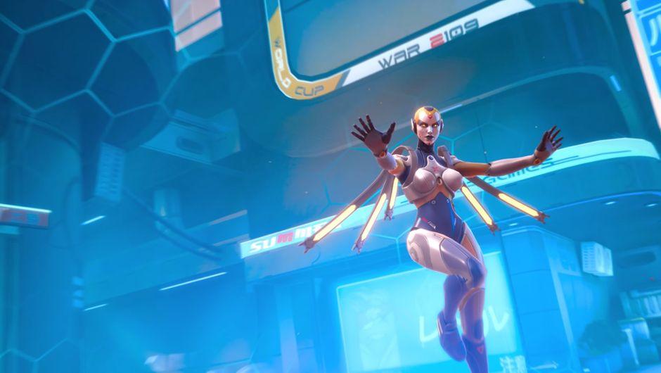 Shadowgun War Games trailer screenshot