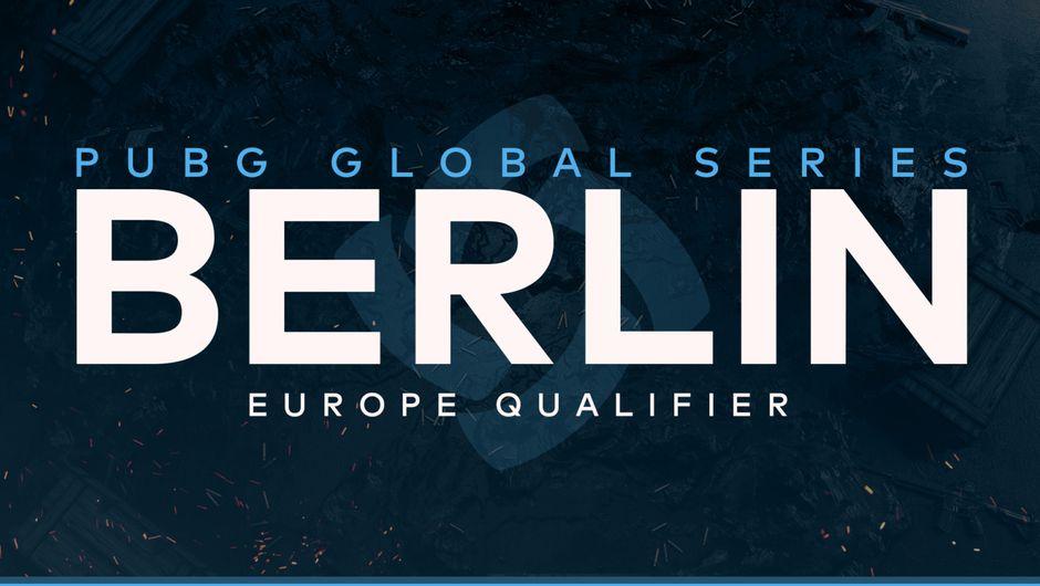 PUBG - PGS Berlin Europe Qualifiers logo