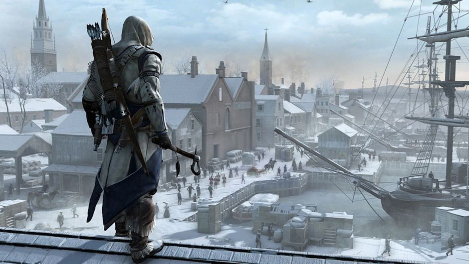 Picture of Connor from Assassin's Creed 3 by Ubisoft
