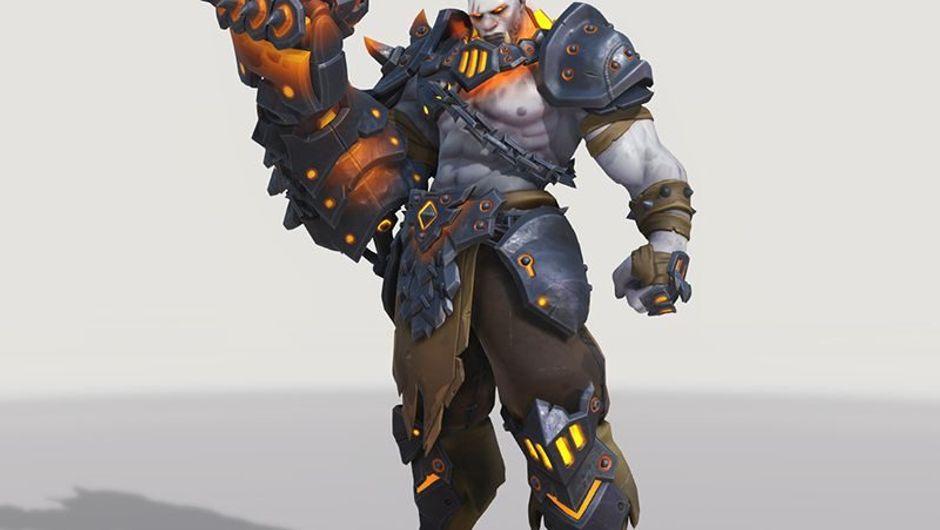 Overwatch - Legendary Doomfist skin