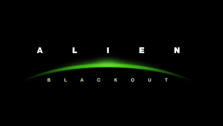 picture showing alien blackout logo