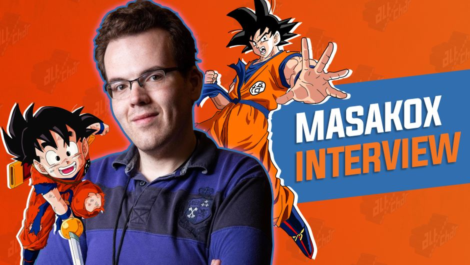 Interview with Lawrence Simpson, also known as MasakoX