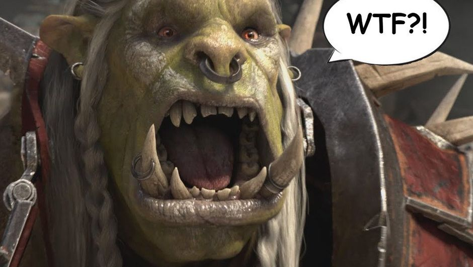 High Overlord Varok Saurfang is completely baffled by Sylvanas