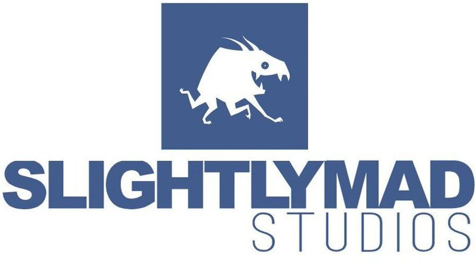 picture showing slightly mad studios logo