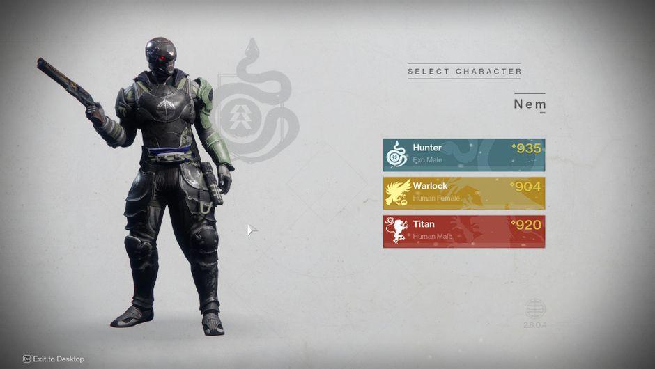 Destiny 2 - Power level