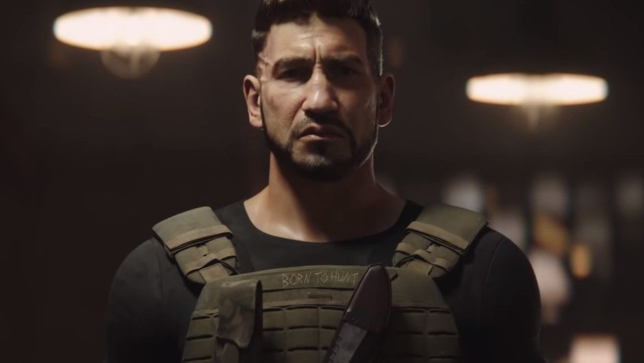 Picture of Cole D. Walker from Ghost Recon Wildlands