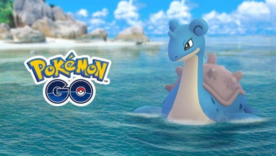 Pokemon Go - Lapras