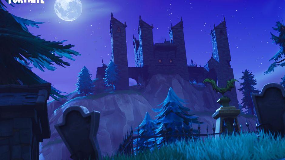 Fortnite's new Season 6 location Haunted Castle