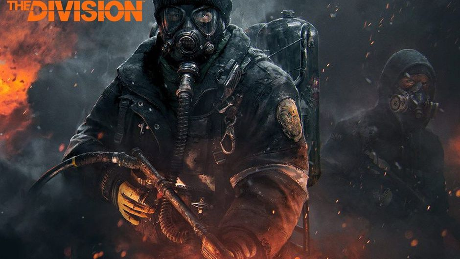 Concept art of the Cleaners faction from The Division