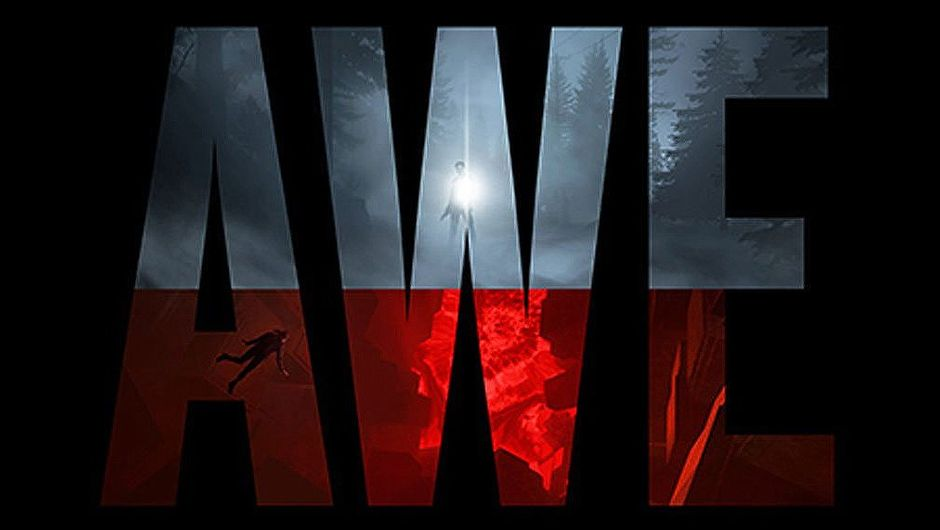 control artwork teasing alan wake dlc