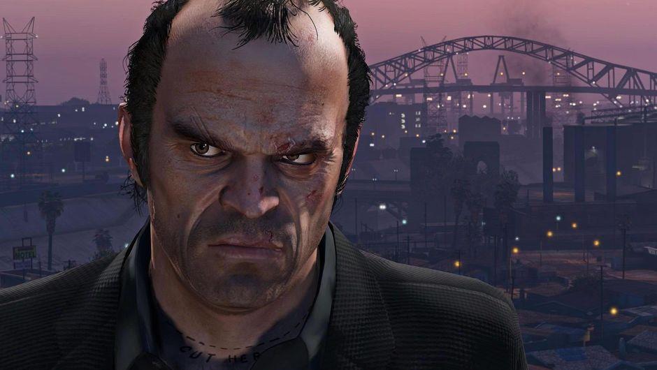 Trevor from Grand Theft Auto V