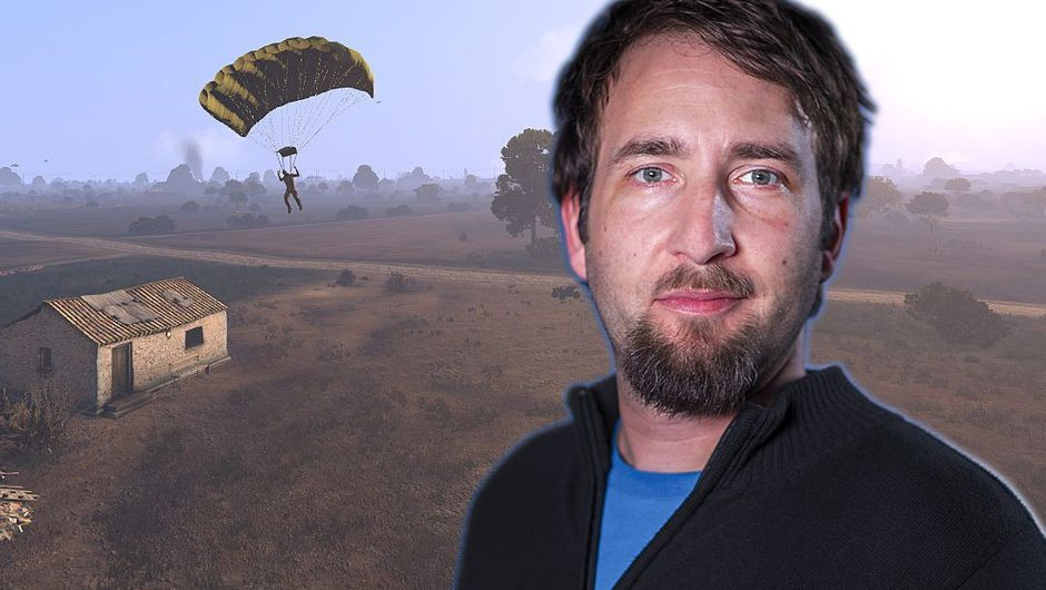 picture showing PUBG creator Brendan Greene