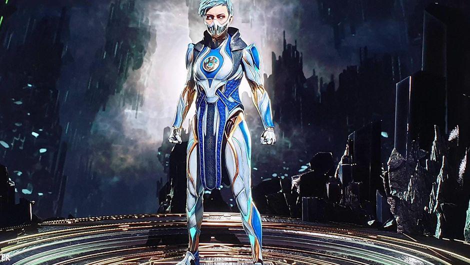 Mortal Kombat 11's last character, Frost