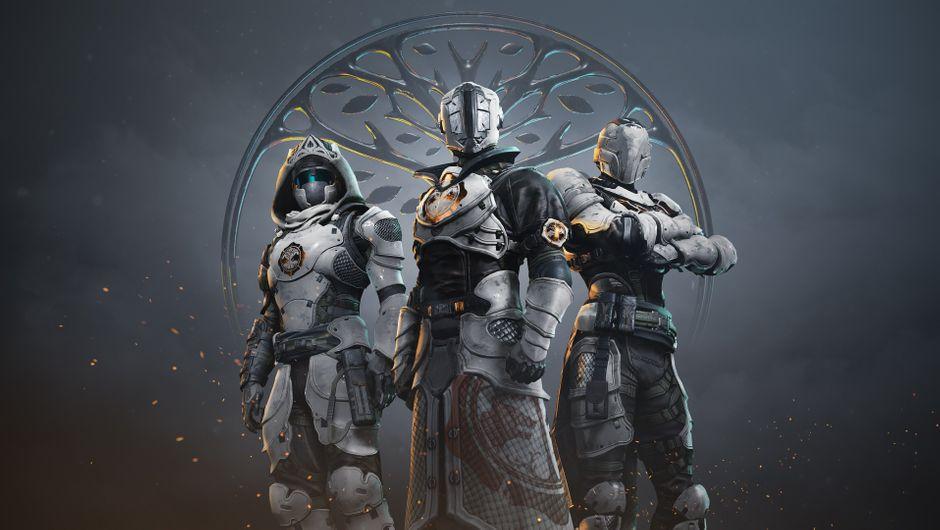 Destiny 2 - Iron Banner Armour unique to Season 8