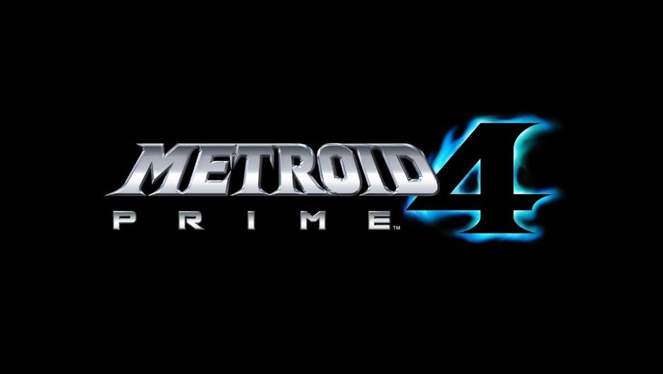 Logo for Nintendo's game Metroid Prime 4