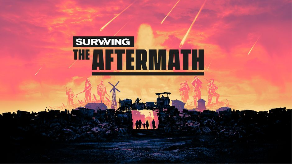 Surviving the Aftermath key art