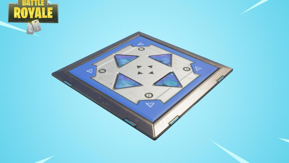 June addition to Fortnite: Battle Royale called the Bouncer trap