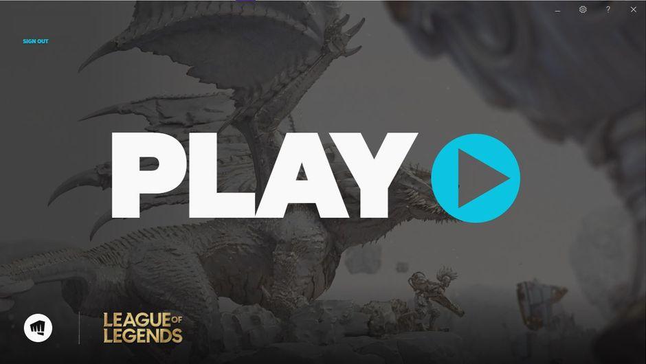 League of Legends new client