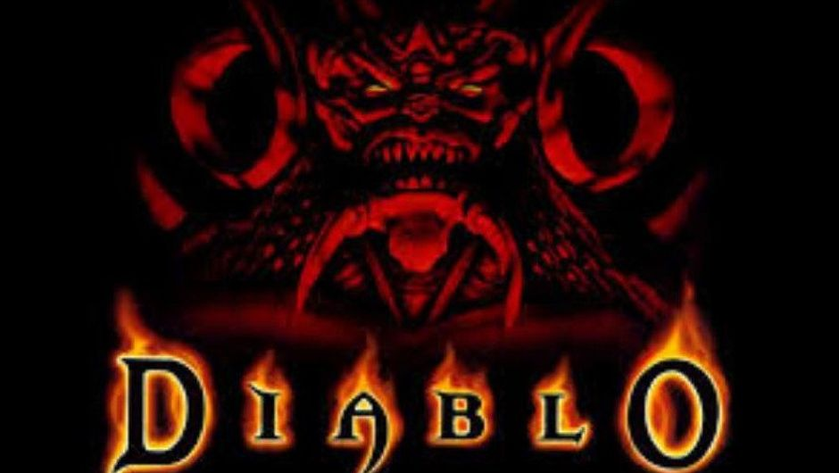 Promotional image for Diablo from 1996